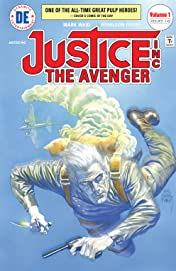Justice, Inc.: The Avenger Collection