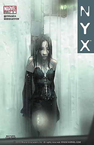 NYX (2003-2005) #3