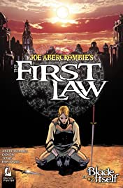 Joe Abercrombie's The First Law: The Blade Itself #2