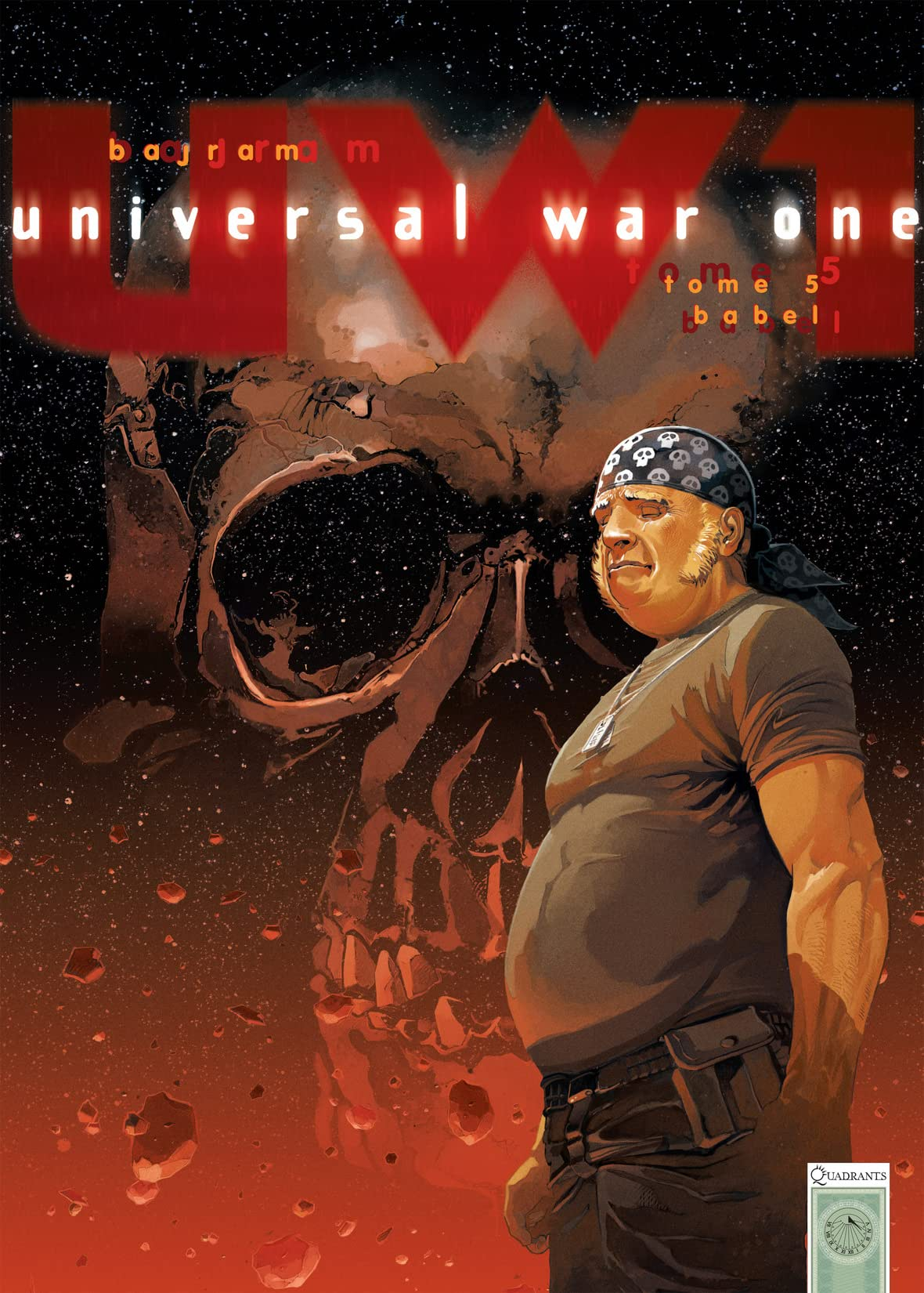 Universal War One Vol. 5: Babel