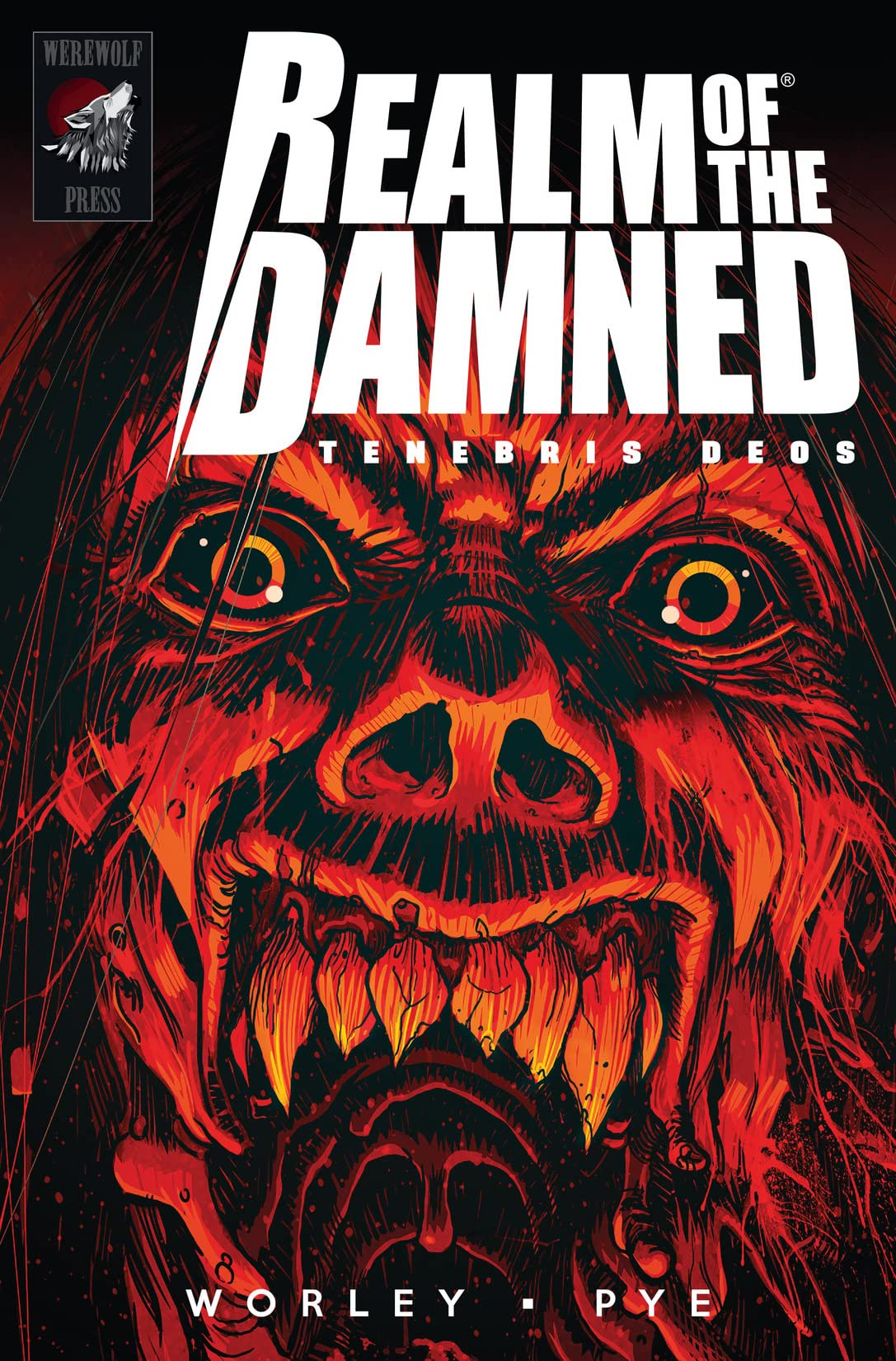 Realm Of The Damned Vol. 1: Tenebris Deos