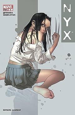 NYX (2003-2005) #4