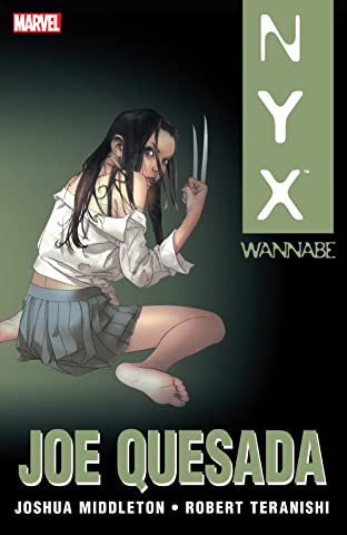 NYX: Wannabe