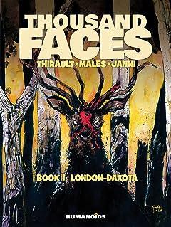 Thousand Faces Tome 1: London-Dakota