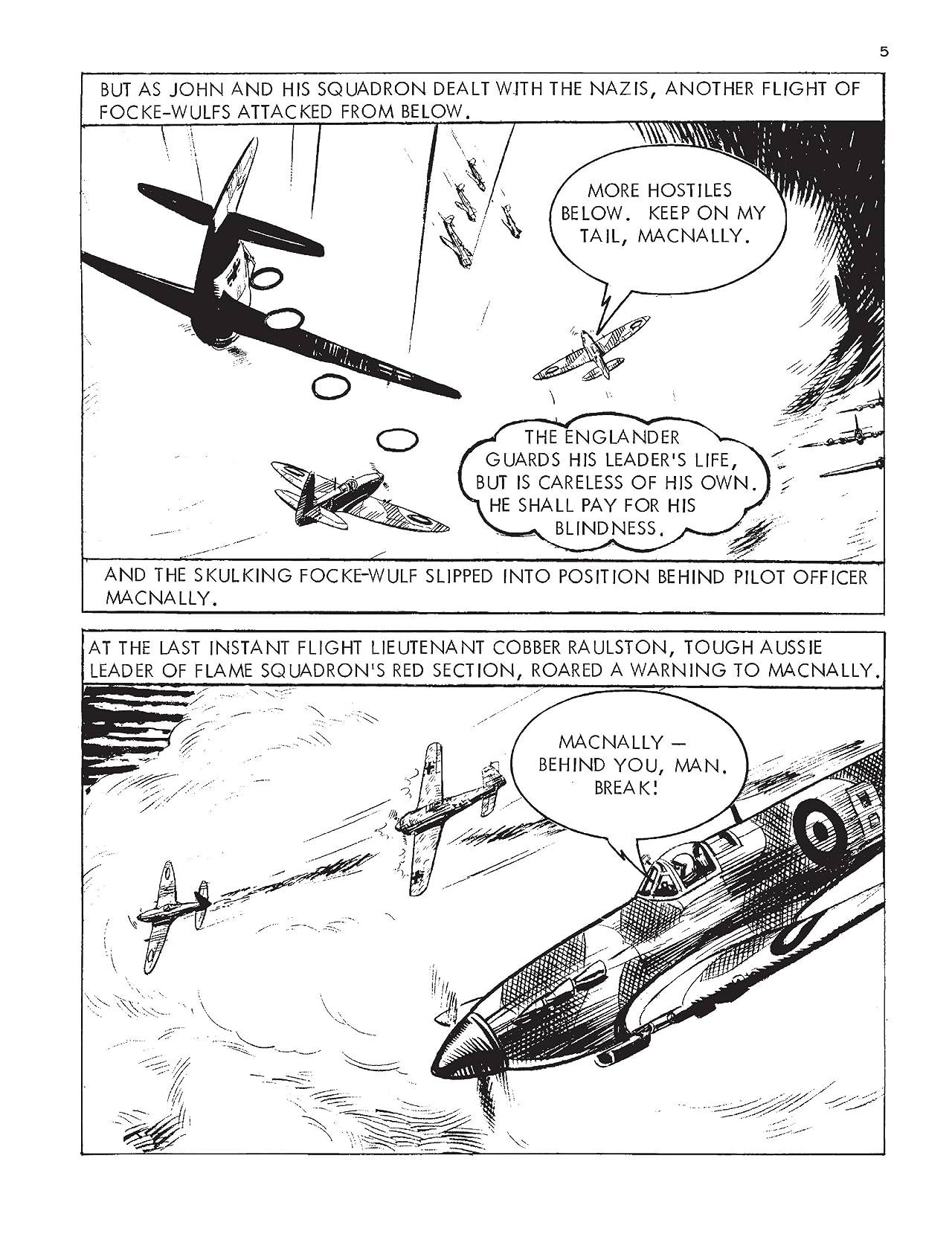 Commando #4936: Fighter Ace