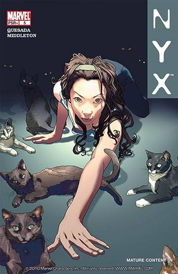 NYX (2003-2005) #5