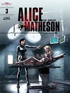 Alice Matheson Vol. 3: Save Amy!