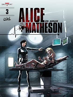 Alice Matheson Tome 3: Save Amy!