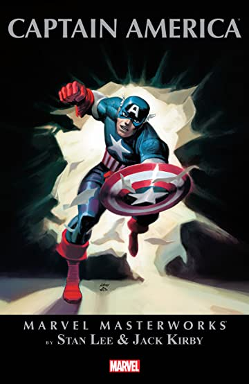 Captain America Masterworks Vol. 1