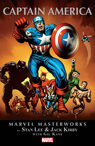 Captain America Masterworks Vol. 2