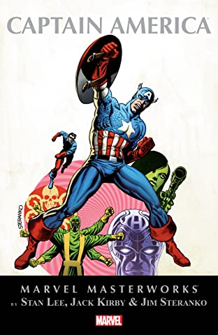 Captain America Masterworks Vol. 3