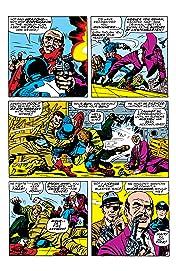 Captain America Masterworks Vol. 3