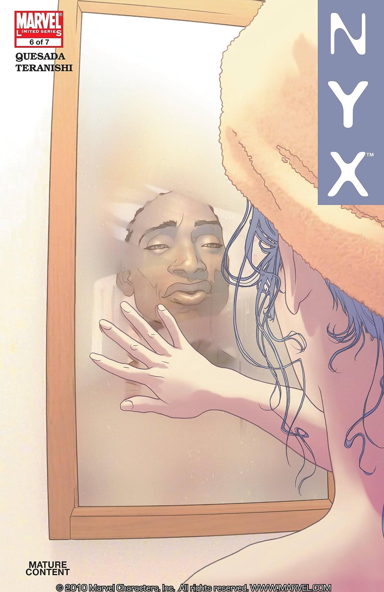 NYX (2003-2005) #6