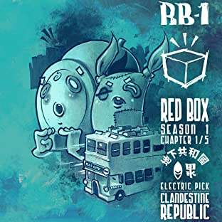 RB-1 Vol. 1: (Red Box Season 1)