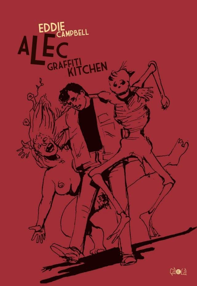 Alec Vol. 2: Graffiti Kitchen