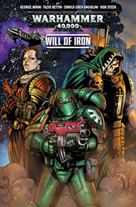 Warhammer 40,000: Will of Iron #1