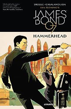 James Bond: Hammerhead (2016-2017) #1 (of 6)