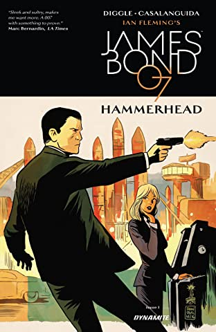 James Bond: Hammerhead (2016-2017) No.1 (sur 6)