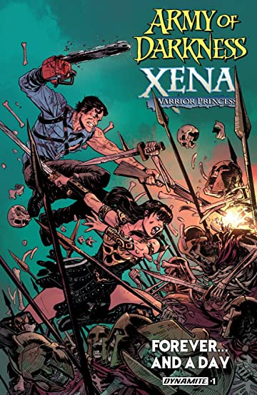 Army Of Darkness/Xena: Forever…And A Day #1