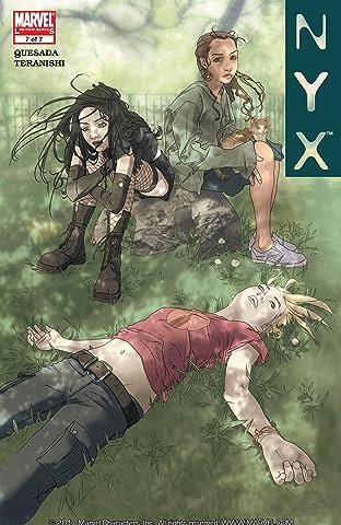 NYX (2003-2005) #7