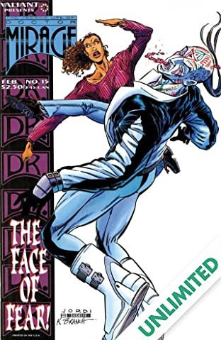 The Second Life of Doctor Mirage (1993-1995) #15