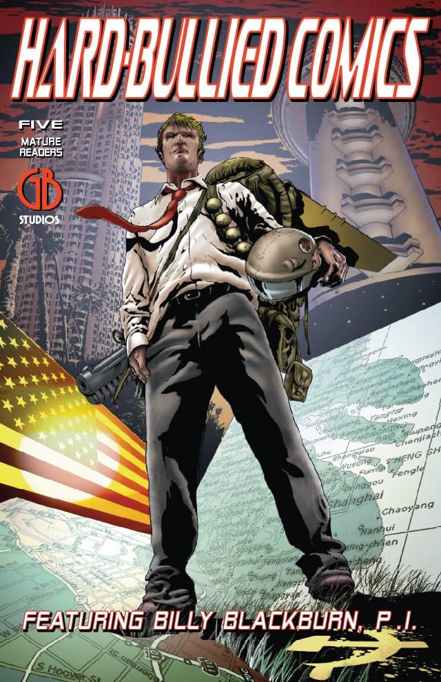 Hard-Bullied Comics #5