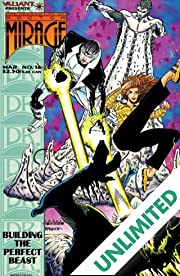 The Second Life of Doctor Mirage (1993-1995) #16