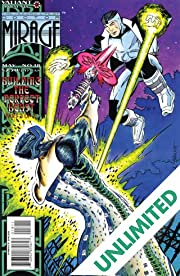 The Second Life of Doctor Mirage (1993-1995) #18