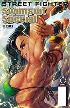 Street Fighter: Swimsuit Special 2016