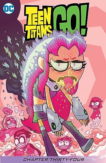 Teen Titans Go! (2013-) #34