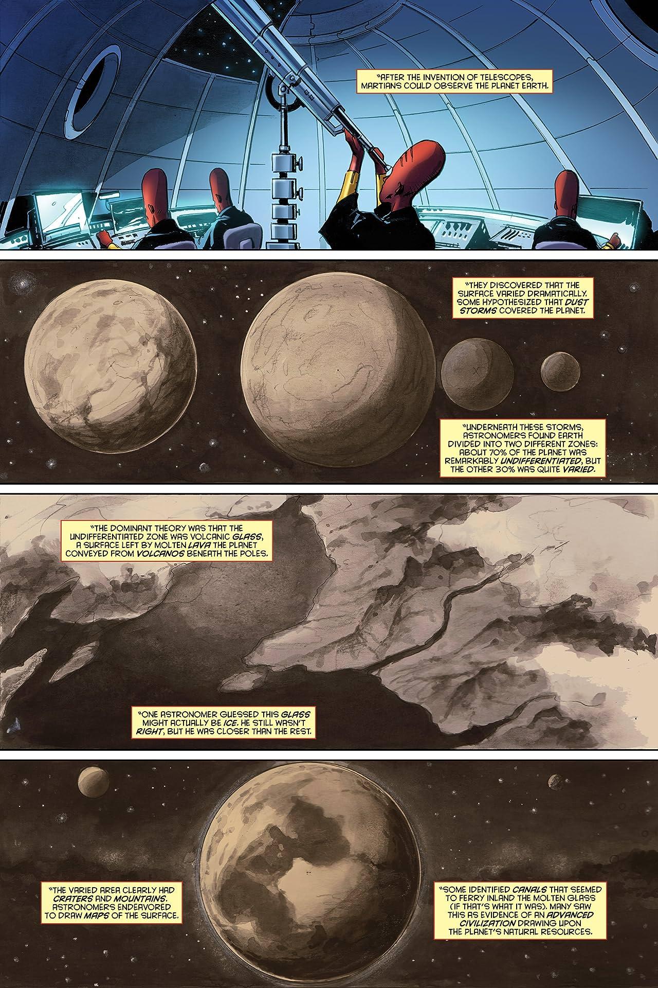 Martian Comics #5