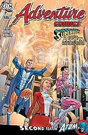 Adventure Comics (2009-2011) No.516