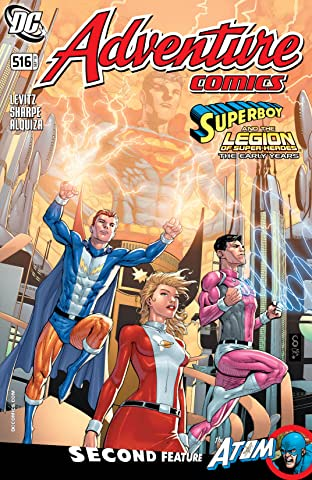 Adventure Comics (2009-2011) No.516