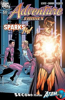 Adventure Comics (2009-2011) No.517