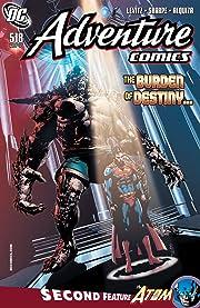 Adventure Comics (2009-2011) No.518