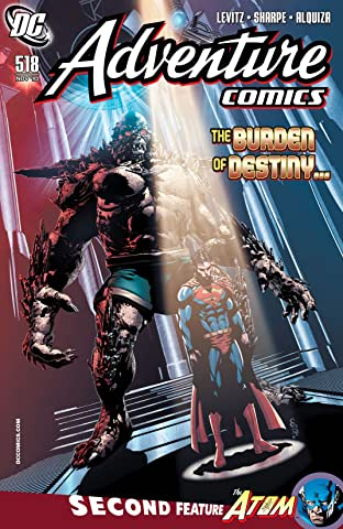 Adventure Comics (2009-2011) No.518
