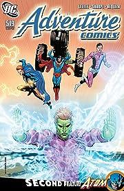 Adventure Comics (2009-2011) No.519