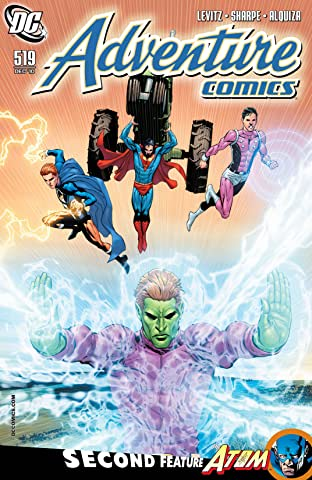 Adventure Comics (2009-2011) No.519