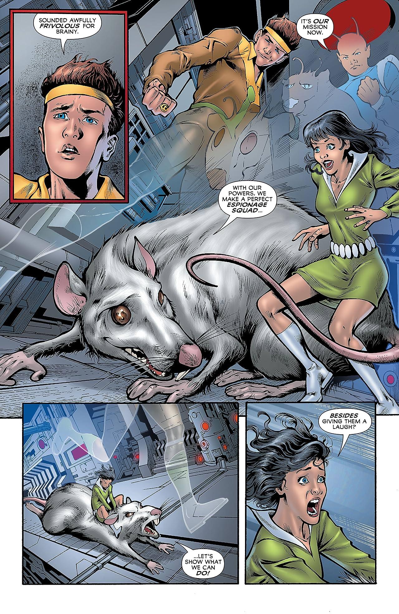 Adventure Comics (2009-2011) #519