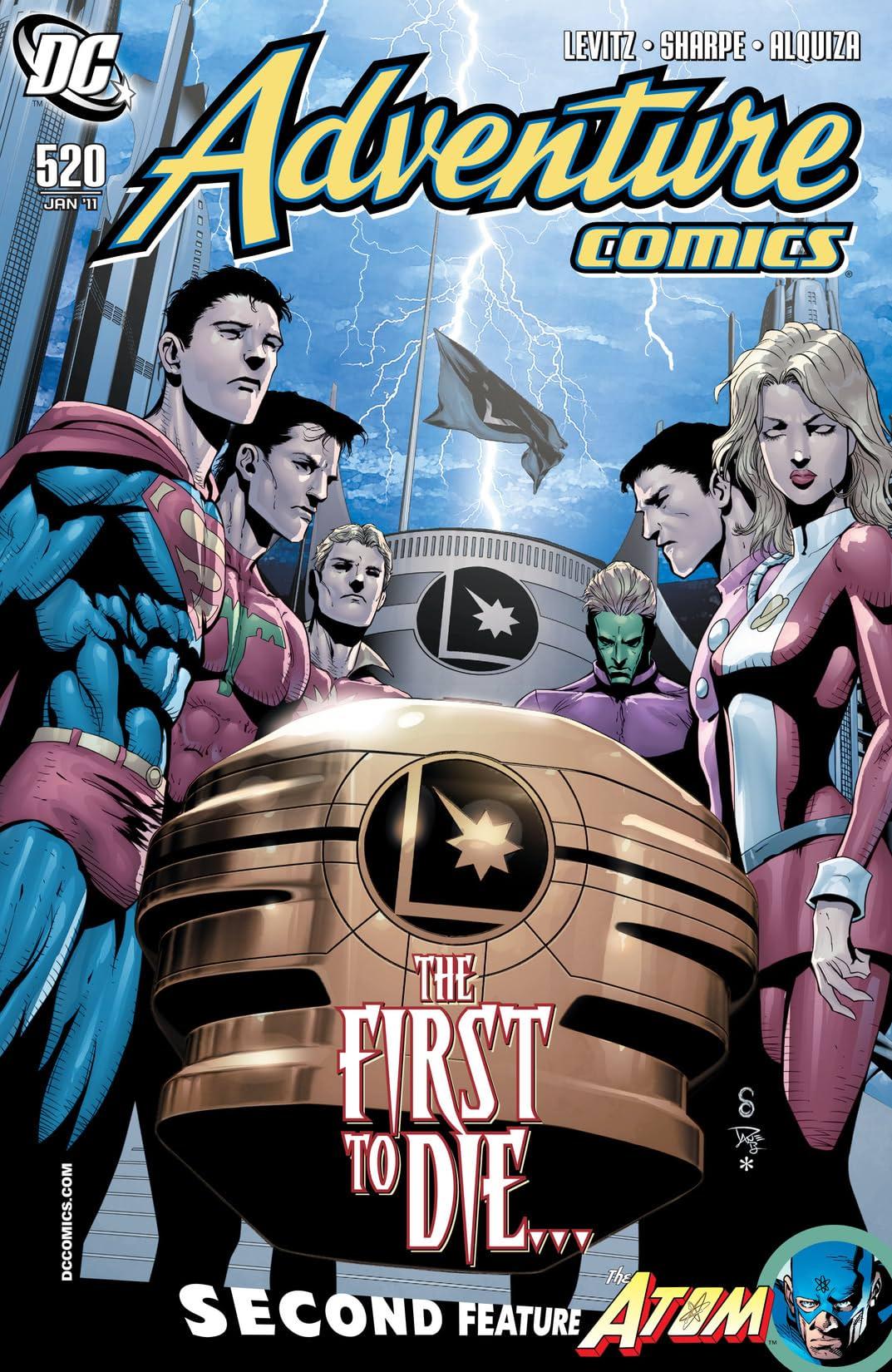 Adventure Comics (2009-2011) #520