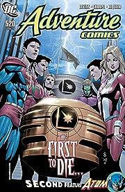 Adventure Comics (2009-2011) No.520