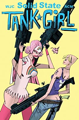 Solid State Tank Girl #3 (of 4)