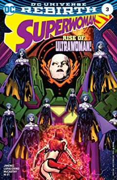 Superwoman (2016-2017) No.3