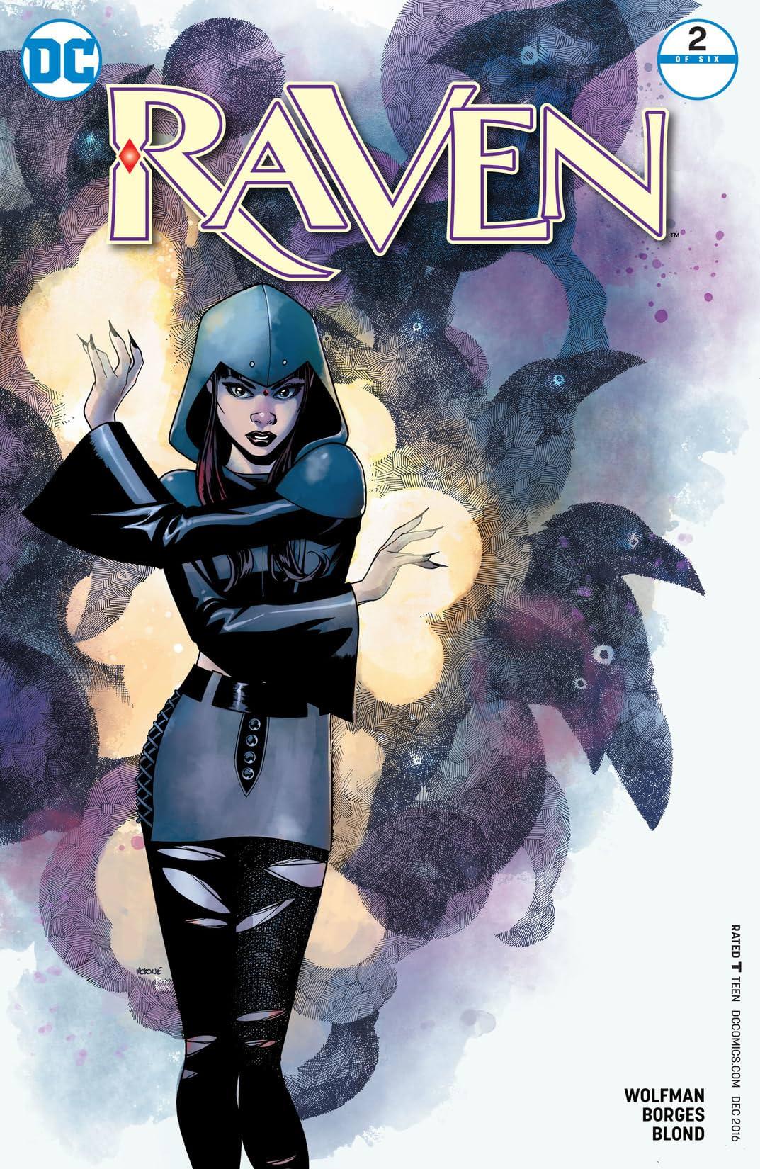 Raven (2016-2017) #2