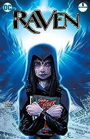 Raven (2016-2017) #1