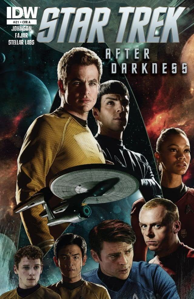 Star Trek (2011-) #21: After Darkness