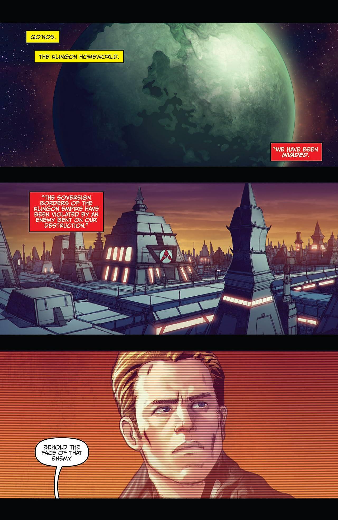 Star Trek (2011-2016) #21: After Darkness