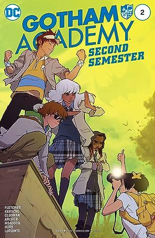 Gotham Academy: Second Semester (2016-) #2