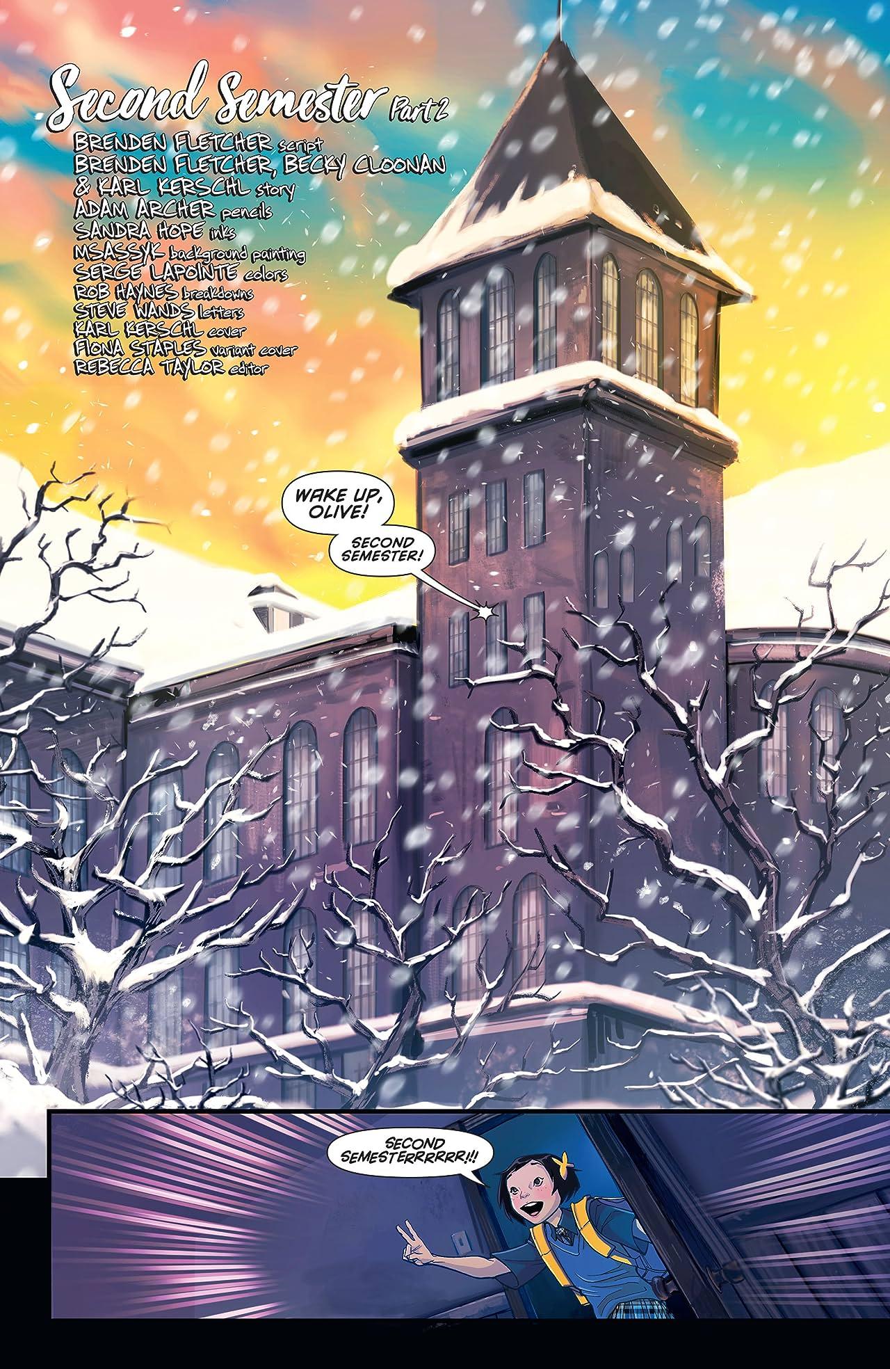 Gotham Academy: Second Semester (2016-2017) #2