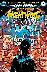 Nightwing (2016-) #7